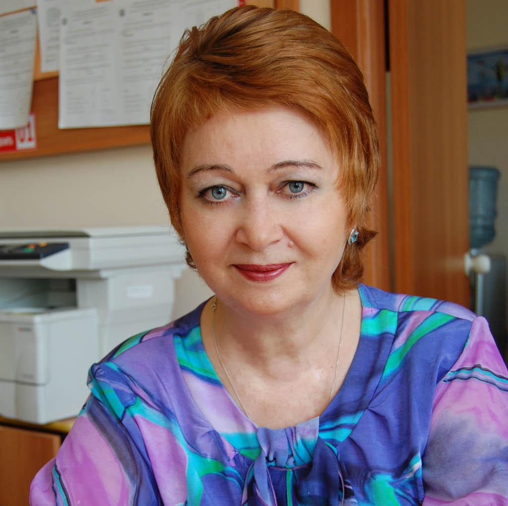 Аскарова Виолетта Яковлевна