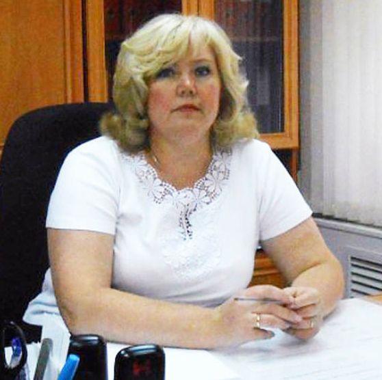 Евгасова Лариса Анатольевна