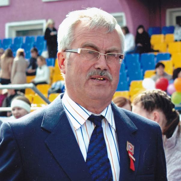 Смолин Юрий Васильевич