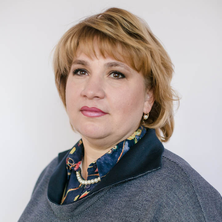 Канюка Людмила Евгеньевна