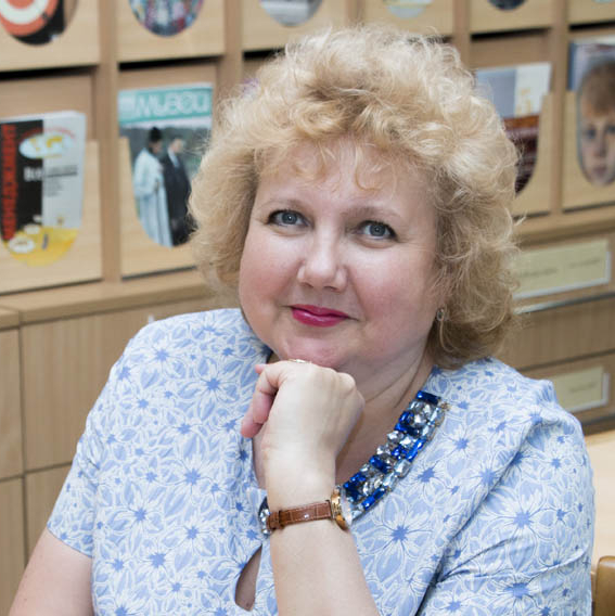Тищенко Елена Владимировна