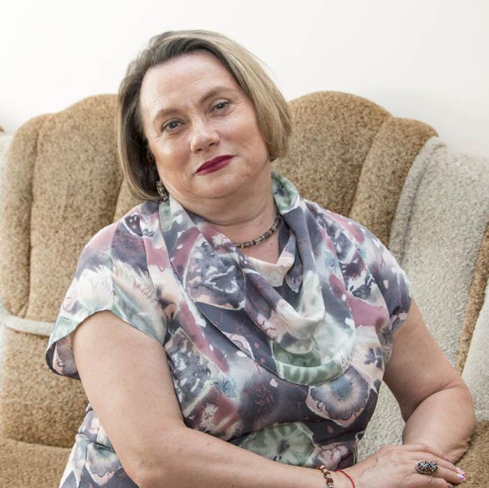 Усанова Ольга Григорьевна
