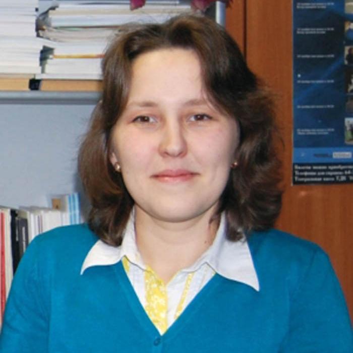 Боже Екатерина Владимировна