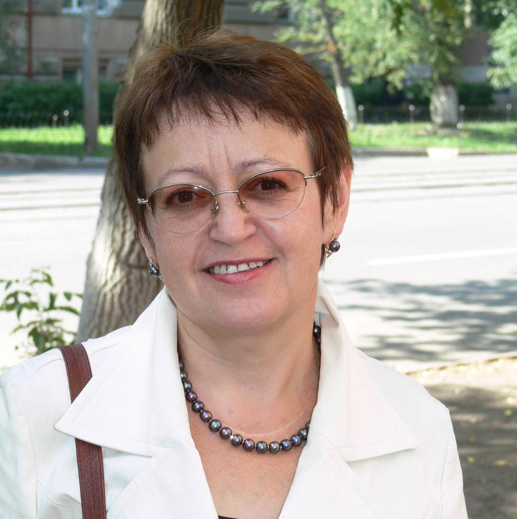 Рубанова Татьяна Давыдовна