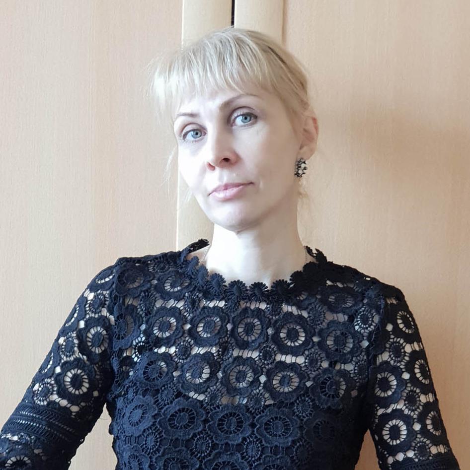 Криницына Екатерина Владимировна