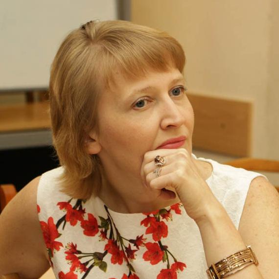 Зубанова Людмила Борисовна