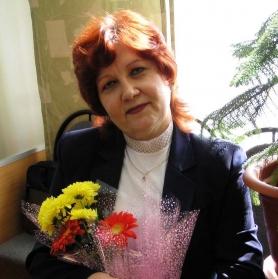 Соковикова Светлана Михайловна