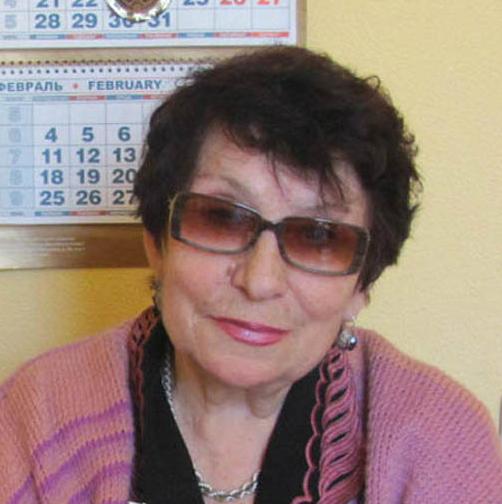 Перчик Людмила Степановна