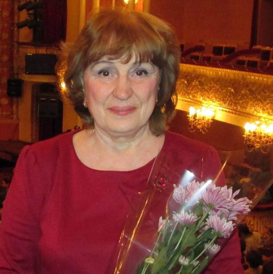 Боровик Людмила Григорьевна